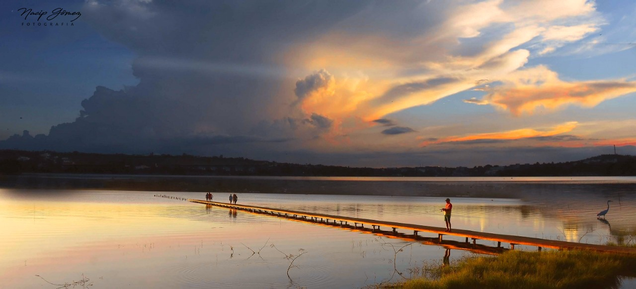 Imagem lagoa