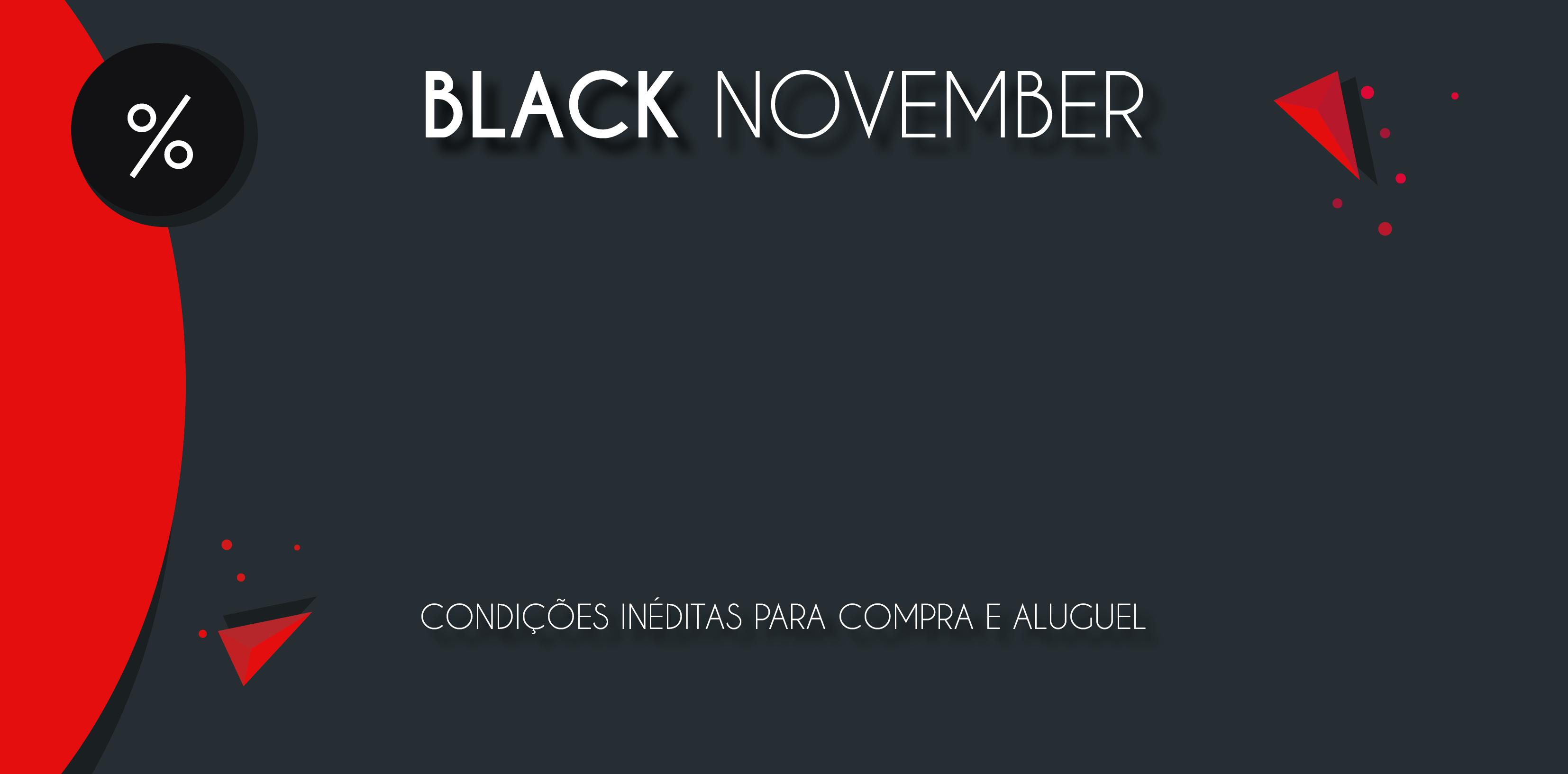 Black November - Mírian Dayrell Imóveis