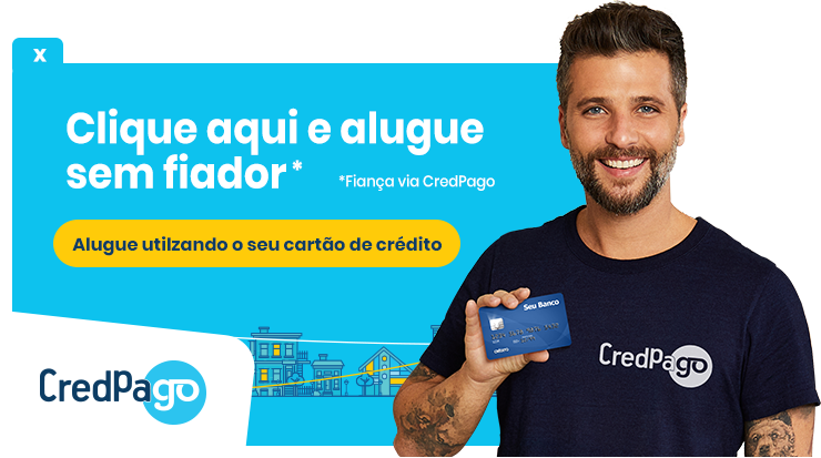 Fiador cartão de credito CredPago