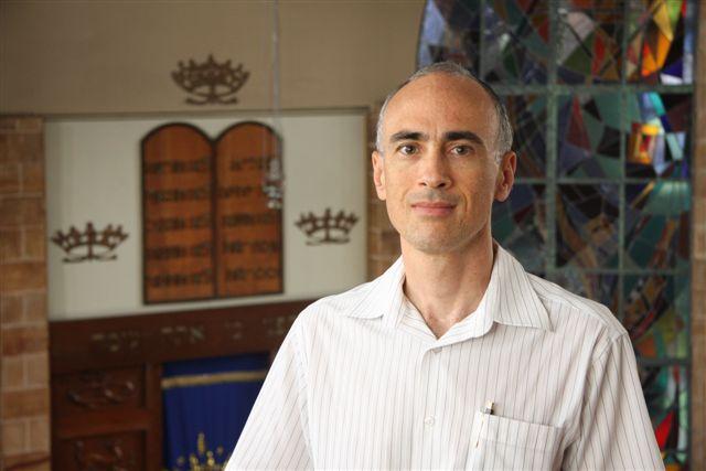 Rabino Doutor Leonardo Alanati